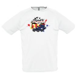 """T-shirt sport """"tâche"""""""