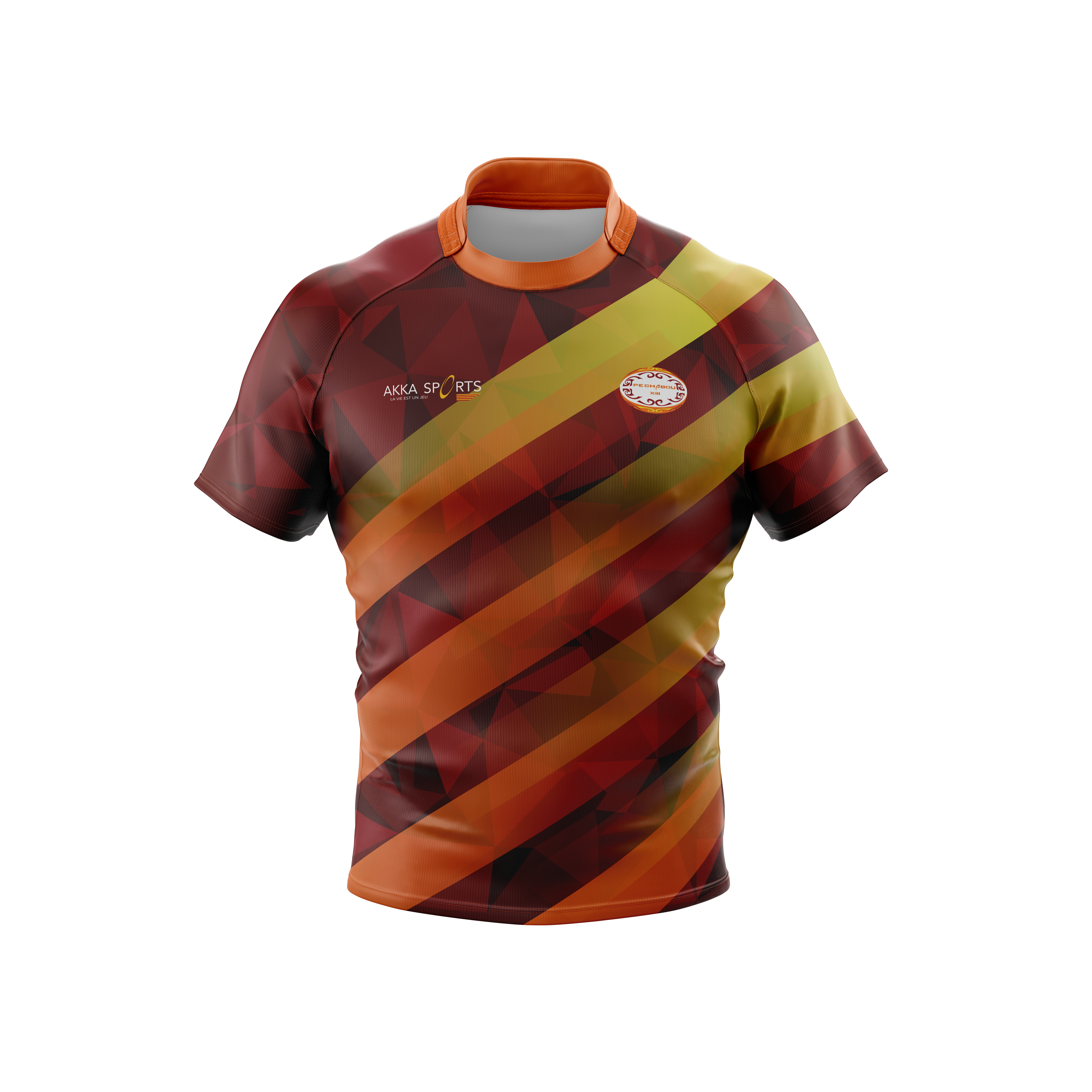 Maillot Péchabou XIII